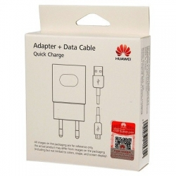 CARICABATTERIE QUICK CHARGE MICRO USB HUAWEI