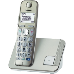PANASONIC KX-TGE210 - gold
