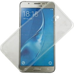 COVER SILICONE trasparente per Samsung J5 2017