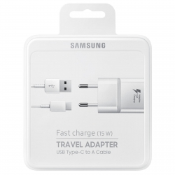 Carica batteria originale Samsung fast charge type c