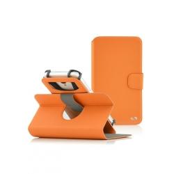 """Custodia Universale fino a 4,5"""" - Colore Arancio"""