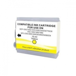 CARTUCCIA DCP-130C YELLOW