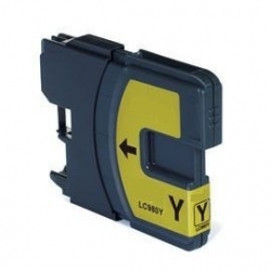 CARTUCCIA LC980 YELLOW