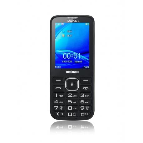 Cellulare DUKE  Brondi con ampio display