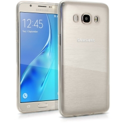Cover silicone trasp - Samsung J5 2016