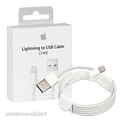 LIGHTNING TO USB CABLE APPLE