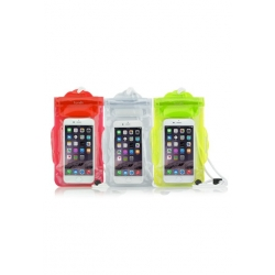 Custodia impermeabile WaterProof per smartphone fino a 6''
