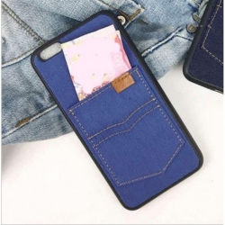 COVER JEANS - Samsung S6 EDGE