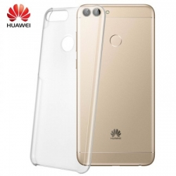 Cover in silicone trasparente - Huawei P SMART