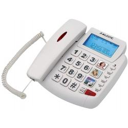 TELEFONO MAJESTIC PHF-BILLY 200 BIANCO