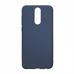 Cover in silicone soft rossa - Huawei Y7 2018