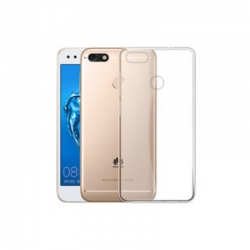 Cover in silicone trasparente - Huawei P SMART PLUS