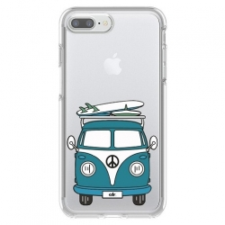 Cover iconic origami IPhone 7-8