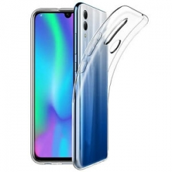 Cover in silicone trasparente - Huawei P SMART 2019