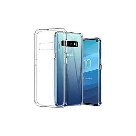 Cover in silicone trasparente - Samsung S10