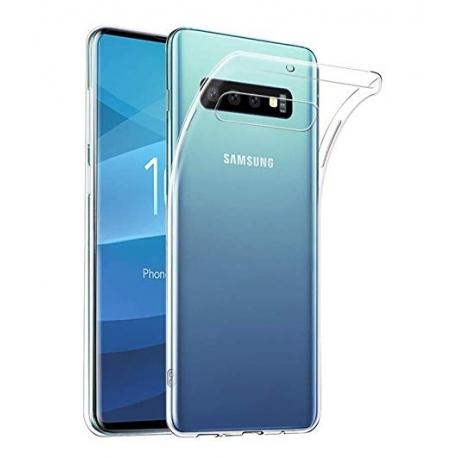 Cover in silicone trasparente - Samsung S10E