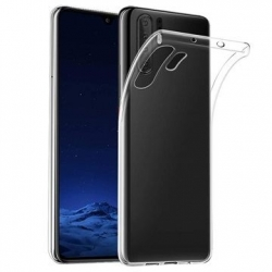 Cover in silicone trasparente - Huawei Y7 2019