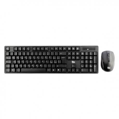 ITek Tastiera e Mouse Combo Mw200 Wireless 2.4ghz