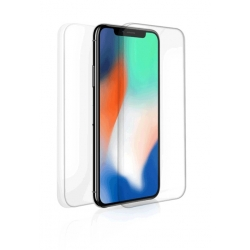 Cover trasparente fronte retro-IPhone XS MAX