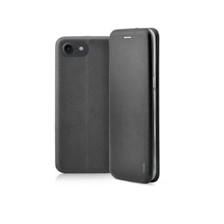 Custodia chiusa profile book nera - Iphone 7 8