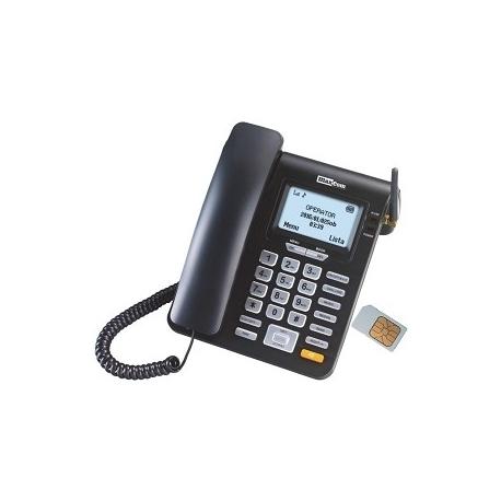 MAXCOM Comfort MM28D con entrata SIM