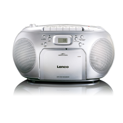 Radio con lettore CD  - LENCO