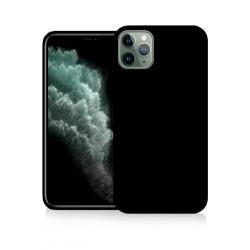 Cover in silicone nera - iPhone 11 Pro Max