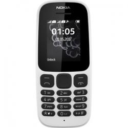 Nokia 105 2017 - Bianco
