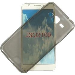 Cover in silicone grigio - Samsung J3 2016