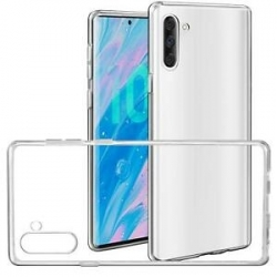 Cover in silicone trasparente - Samsung Galaxy NOTE 10
