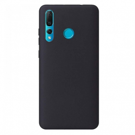 Cover in silicone nera  - Huawei HONOR 8A / Y6S