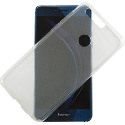 Cover in silicone trasparente - Honor 8