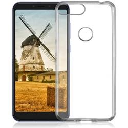 Cover in silicone trasparente - Alcatel 1S