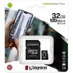 MICRO SD Kingston 32 GB - classe 10