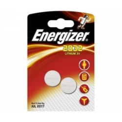 PILA BOTTONE 2032 2PZ - ENERGIZER