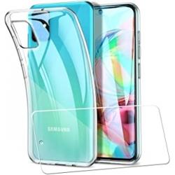 Cover in silicone trasparente - Samsung A41