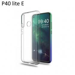 COVER IN SILICONE TRASPARENTE - Huawei P40 Lite E
