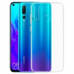 Cover in silicone trasparente - Huawei P SMART 2020
