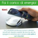 CARICATORI WIRELESS per SMARTPHONE
