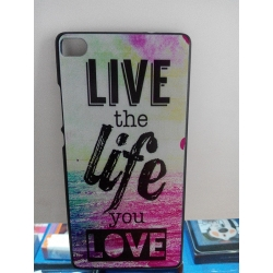 COVER LIVE THE LIFE - HUAWEI P8