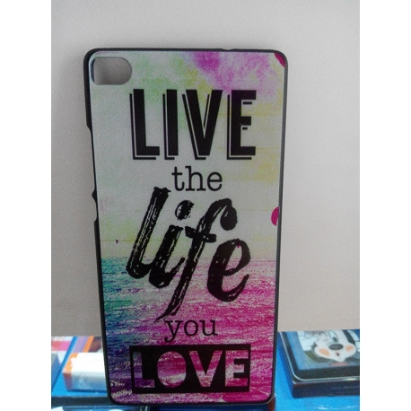 COVER LIVE THE LIFE