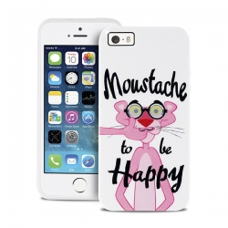 COVER IPHONE 5, 5s, 5se - PANTERA ROSA