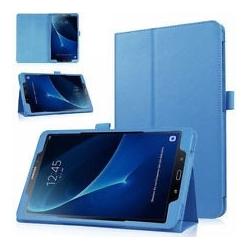 "CUSTODIA CHIUSA azzurra 10.5"" - SAMSUNG TAB S"