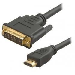 CAVO HDMI TO DVI VIDEO CABLE - 1,8 MT
