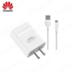 CARICABATTERIE QUICK CHARGE MICRO USB - HUAWEI