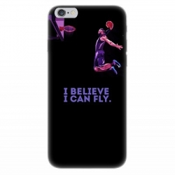 "Cover morbida ""I BELIEVE I CAN FLY"" - Samsung S8"
