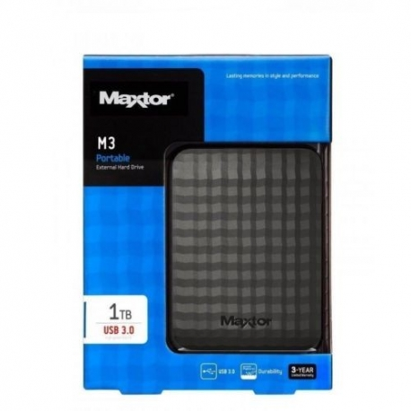 "Hard-disk Esterno 2.5"" ""Toshiba"" 1Tb USB 3.0"