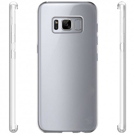 COVER MORBIDA PER SAMSUNG NOTE - trasp.