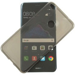 Cover in silicone grigia - HUAWEI P8 LITE 2017