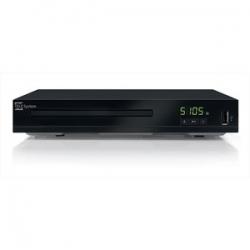Telesystem TS5105 Lettore DVD Nero lettore e registratore DVD